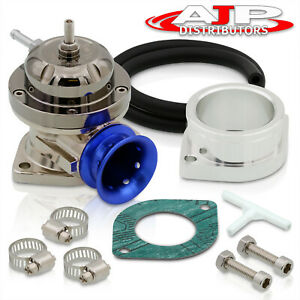 Billet Aluminum Type Rs Turbo Blow Off Valve Bov High Capacity Adjust Psi Range