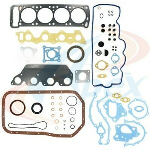 Afs2014 Apex Full Gasket Sets Set New For Chrysler Conquest Mitsubishi Starion