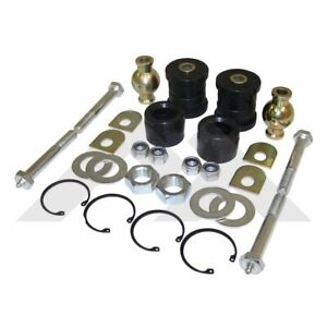 Cp1001 Rt21016 Rt Off Road Control Arm Bushing Kit Front Or Rear New For Jeep