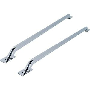 Dz99602 Dee Zee Bed Rails Set Of 2 New For Truck F150 F250 F350 Styleside Pair