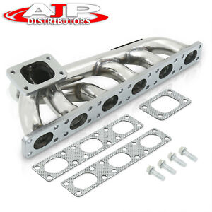 Performance S S Exhaust Turbo Manifold Header Kit For 1992 1999 Bmw E36 3 Series