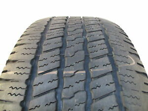 Used P275 60r20 114 S 5 32nds Goodyear Wrangler Sr A Owl