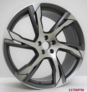 20 Wheels For Volvo Xc60 3 2 Fwd 2010 15 20x8 5 5x108
