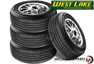 4 Westlake Rp18 185 70r13 86t Sl Bsw All Season Touring Traction 500aa Tires