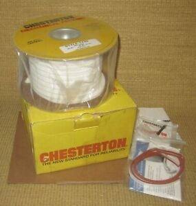 Chesterton Mechanical Packing New 3 8 375 16 Meters Style 1730 Mill Pack