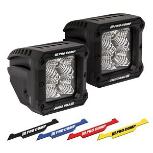 Pro Comp Suspension 76413p S4 Gen3 Flood Light