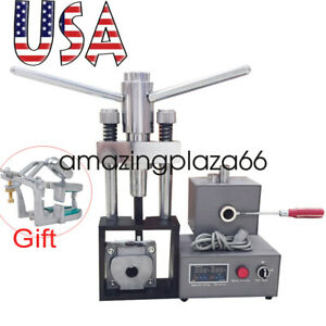 400w Dental Laboratory Equipment Denture Injection System With Gift