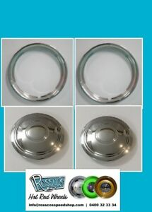 Trailer Trim Package Smooth Stainless Trims And Chrome Cruiser Cap Package