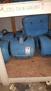 Drieaz F351 Clamshell Airmover Used