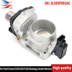Throttle Body Assembly For Ford Crown E150 F150 Mustang Lincoln 3l5e9f991ac Us
