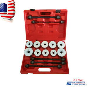 Usa Promote 27 Pcs Universal Bush Bearing Press And Pull Sleeve Removal Tool Kit