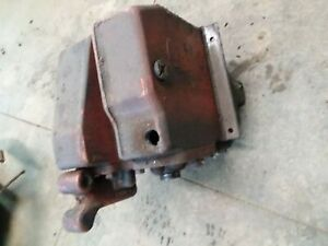 Farmall H Hydraulic Belly Pump