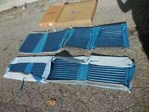 1964 Ford Thunderbird Front Rear Seat Covers