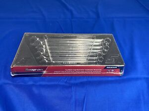 Snap on Oexlm707b 7pc Metric Long Flank Drive Combo Wrench Set 27264 6
