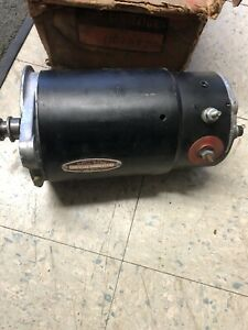 1956 1957 Chevrolet Generator Part Number 1102097 Delco Remy