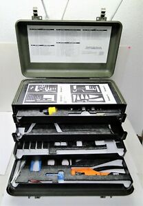 Kipper Tool Peoavn Usa Made Electrical Tool Kit Aircraft Tools