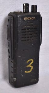 Maxon Hand Held Radio Sp 340 021105768