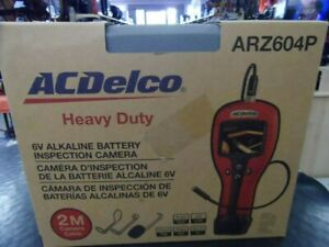 Ac Delco Battery Inspection Camera New