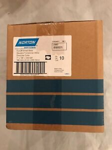 10 Norton 7 Circular Saw Cut Off Blades For Metal stainless 89001 New