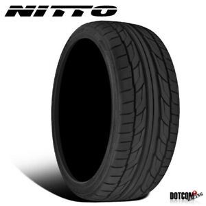 1 X New Nitto Nt555 G2 265 35r20 99w Ultra high Performance Sport Tire
