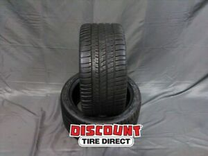 2 Used 275 35 18 Michelin Pilot Sport A s 3 Plus 35r R18 Tires 26028