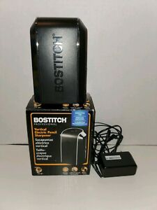 Bostitch Professional Vertical Electric Pencil Sharpener Black eps5v blk