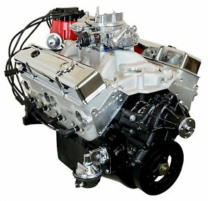 Atk Engines Hp101c High Performance Crate Engine Small Block Chevy 383ci 460hp