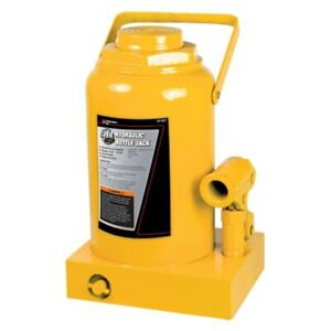 Performance Tool W1637 50 Ton Heavy Duty Hydraulic Bottle Jack