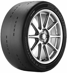 Hoosier 46832a7 Sports Car Autocross Radial Tire P255 35r18 A7