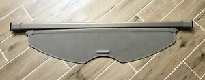 Oem Nissan Rogue 2008 2014 Rear Cargo Cover Tonneau Cover Genuine