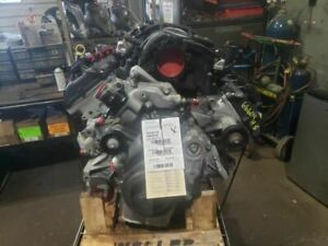 Engine 5 7l Vin T 8th Digit Awd Fits 16 17 Charger 2963549