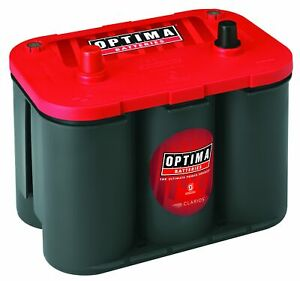 Optima Batteries 8002 002 Group 34 Redtop Battery