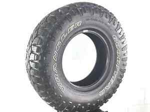 New P265 75r16 112 Q 18 32nds Goodyear New Wrangler Duratrac
