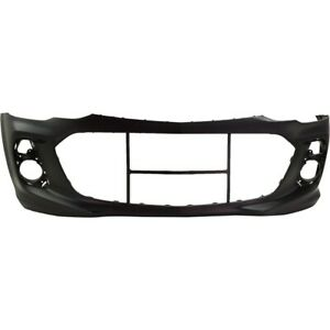 Bumper Cover For 2017 2018 Chevrolet Sonic Front