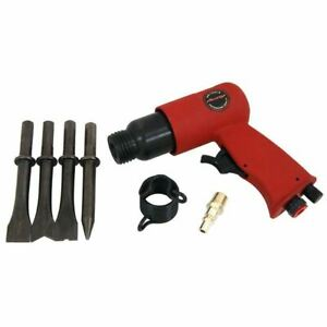 150mm Heavy Duty Air Hammer Drill Chisel 4 120mm Chisels