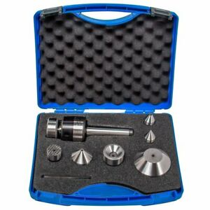 Toolmex Mt 3 Interchangeable Live Center Made In Poland