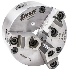 Toolmex 5 Forged Steel 3 Jaw Front Mount Lathe Chuck Made In Poland