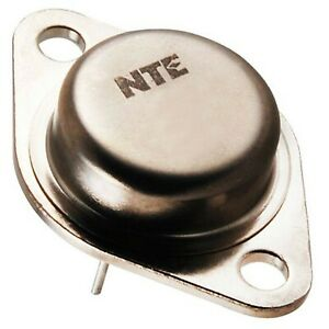 Nte Electronics Nte327 Npn Silicon Transistor Power Amp Switch To3 Type Pa