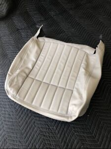 94 96 Impala Ss Leather Seat Bottom Replacement Cover Gray Sold Individually