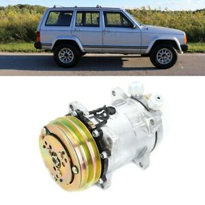 Air Condition A c Compressor Fitting For Jeep Cherokee 2 1l 1985 1987 Co9285c