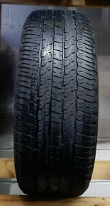 1 Used 265 70r16 Goodyear Wrangler Fortitude Ht 112t 6 32nds Dot 2115