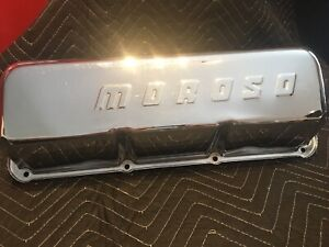 Moroso Valve Covers 351 Cleveland