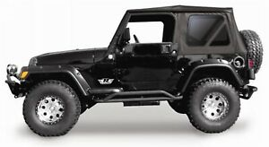 Soft Top And Frame Kit jeep Rampage 68835