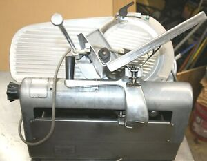 Hobart 1712 E Commercial Automatic Deli Meat Slicer 12 Blade