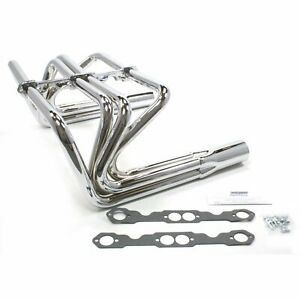 Patriot Exhaust H8070 Sprint Car Style Headers For T bucket