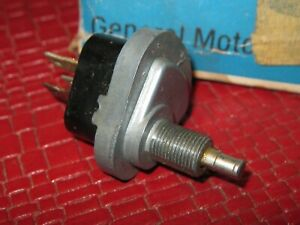 Nos 1964 1965 Oldsmobile F85 Convertible Top Switch