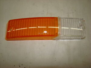 83 94 Alfa Romeo Spider Right Front Turn Signal Assembly Lens Brand New