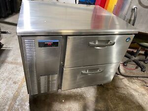 Hoshizaki Hur40a 8 5 Cu Ft Commercial Refrigerator Used Very Nice