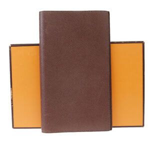 Auth Hermes Agenda Planner Cover Brown 08fa427