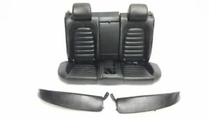Leatherette Rear Seats Oem 2012 Volkswagen Cc
